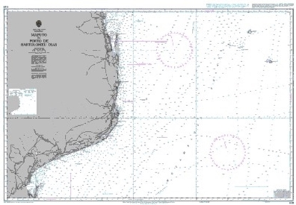 AFRICA-EAST COAST,MOZAMBIQUE,MAPUTO TO PORTO DE BART.DIAS