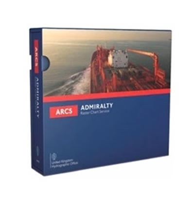 Admiralty Raster Chart Service