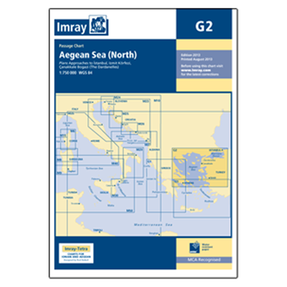 Aegean Sea (North Part)