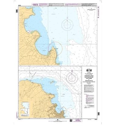 Aproximação aos Portos de São Tomé e Fernão Dias