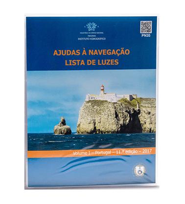 Lista de Luzes – Vol. I – 11ª Edição – Portugal
