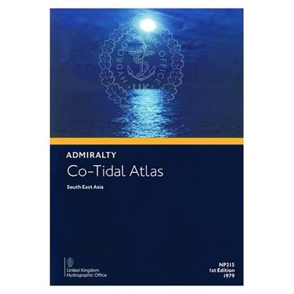 Admiralty Co-Tidal Atlas - Persian Gulf NP214